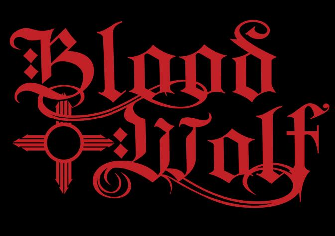Blood Wolf - Logo