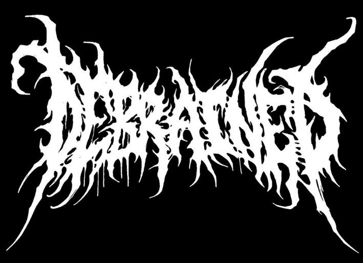 Debrained - Logo