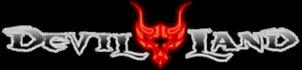 Devil Land - Logo