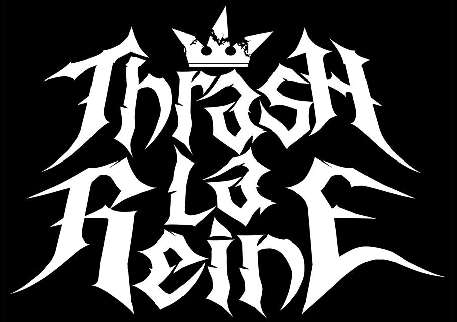 Thrash la Reine - Logo