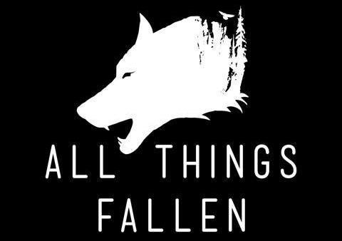 All Things Fallen - Logo