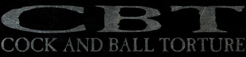 Cock and Ball Torture - Logo