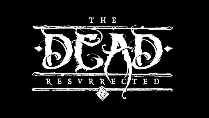 The Dead Resurrected - Logo