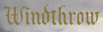 Windthrow - Logo