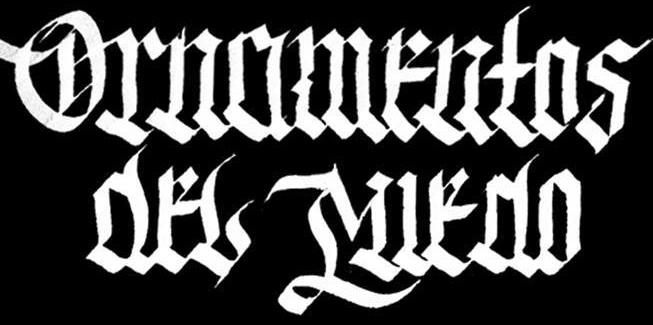 Ornamentos del Miedo - Logo