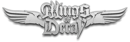 Wings of Decay - Logo