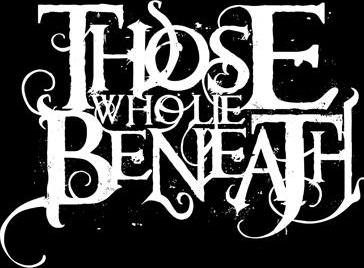 Those Who Lie Beneath - Logo