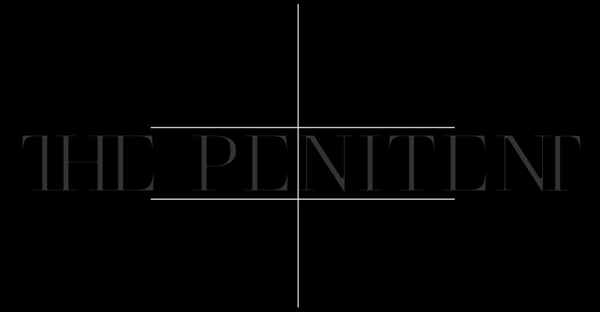 The Penitent - Logo