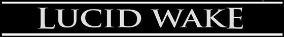 Lucid Wake - Logo