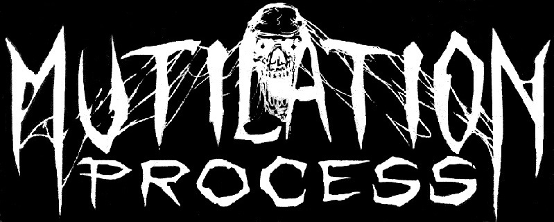 Mutilation Process - Logo