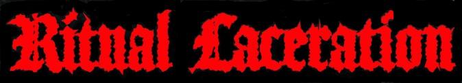 Ritual Laceration - Logo