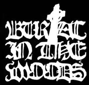 Burial in the Woods - Logo