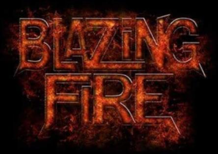 Blazing Fire - Logo