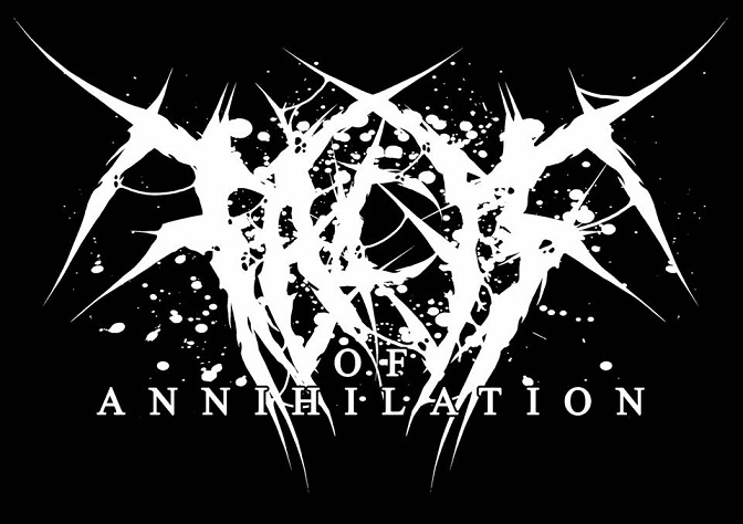 Faces of Annihilation - Logo