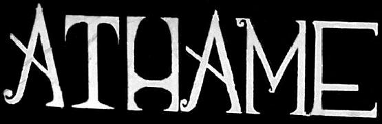 Athame - Logo