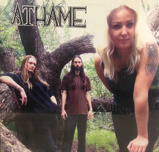 Athame - Photo