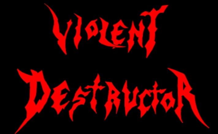 Violent Destructor - Logo