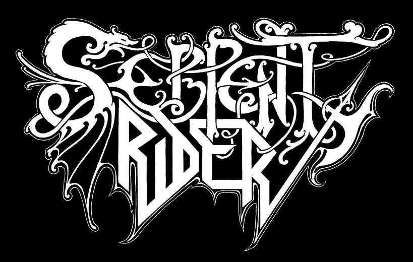 Serpent Rider - Logo