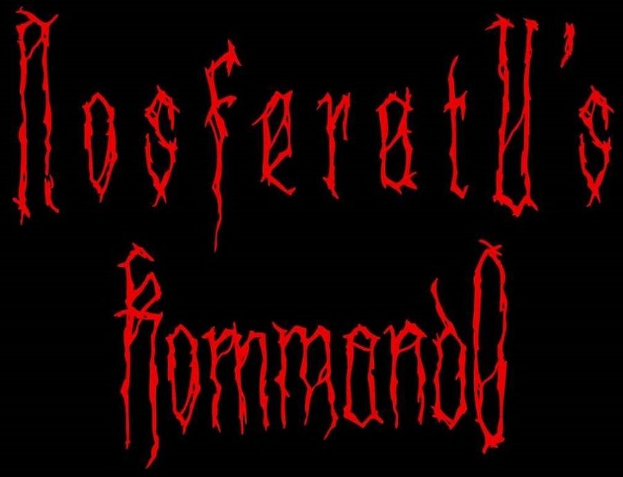 Nosferatu's Kommando - Logo