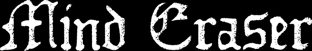Mind Eraser - Logo