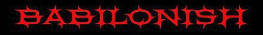 Babilonish - Logo