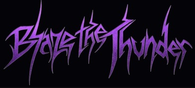 Blaze the Thunder - Logo