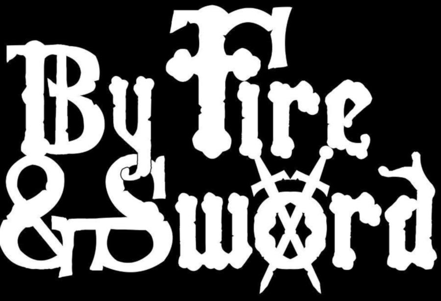 By Fire & Sword - Logo