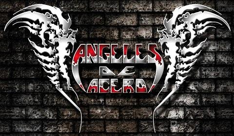 Ángeles de Acero - Logo