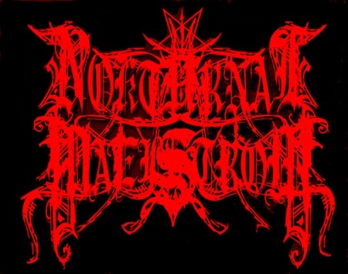 Nokturnal Maelstrom - Logo