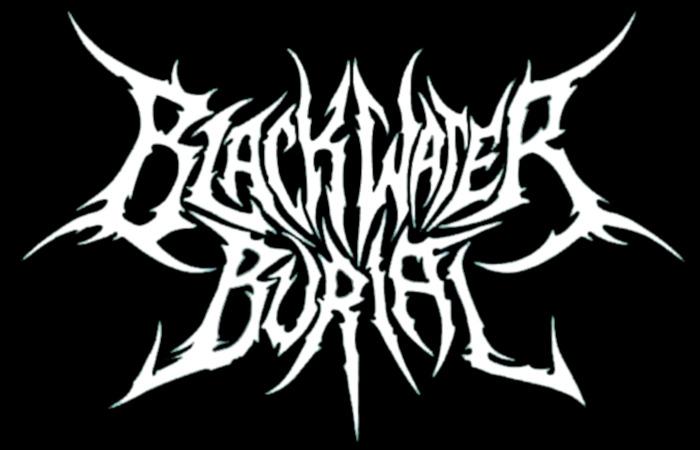 Blackwater Burial - Logo