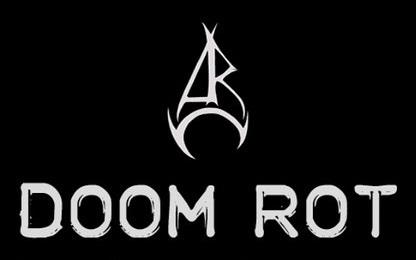 Doom Rot - Logo