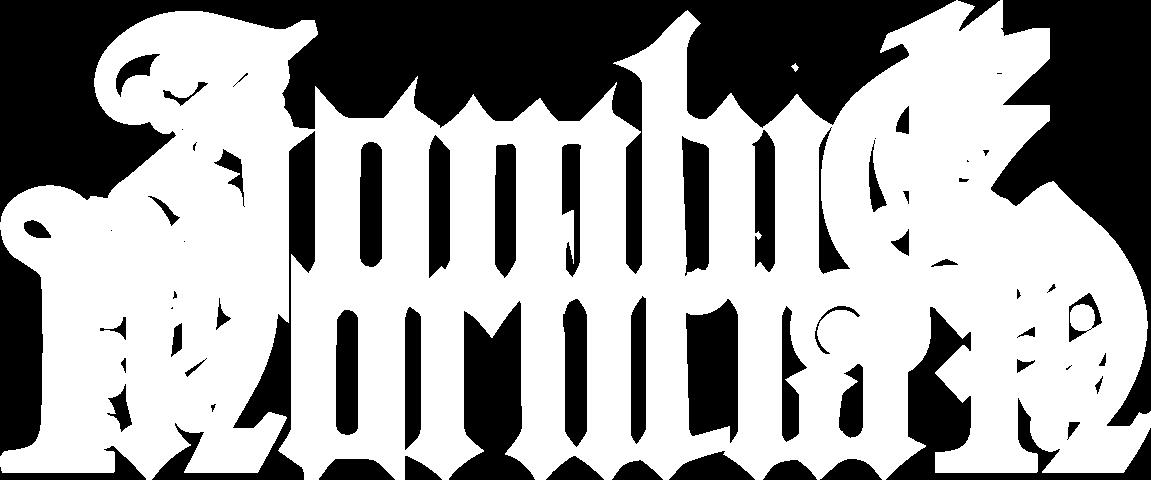 Zombie Mortician - Logo