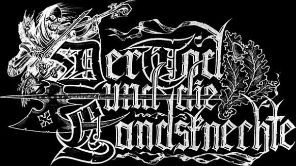 Der Tod und die Landsknechte - Logo