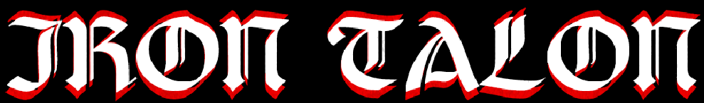 Iron Talon - Logo