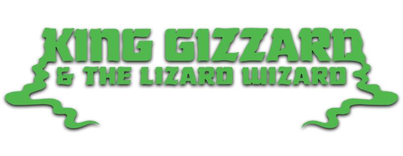 King Gizzard & The Lizard Wizard - Logo