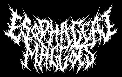 Esophageal Maggots - Logo