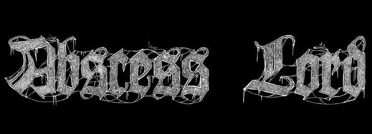 Abscess Lord - Logo