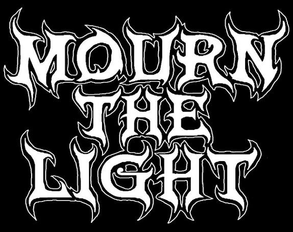 Mourn the Light - Logo