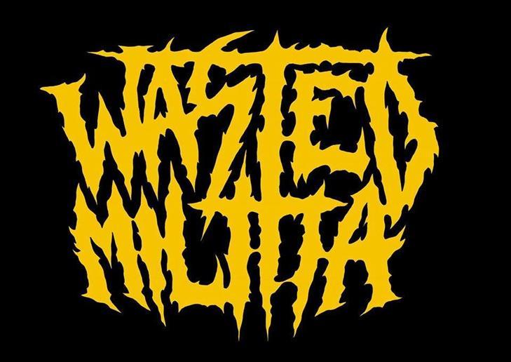 Wasted Militia - Logo