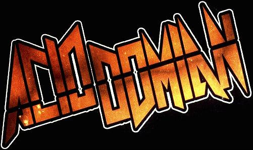 Acid Domain - Logo
