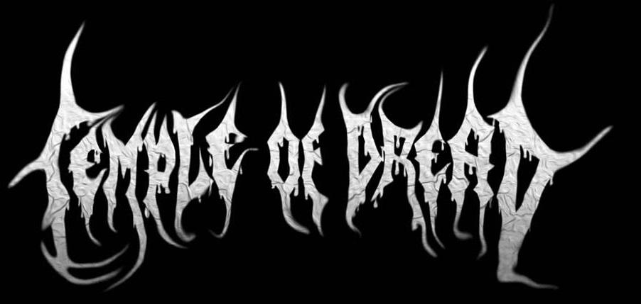 Temple of Dread - Logo