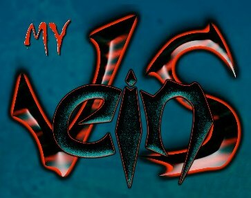My Veins - Logo