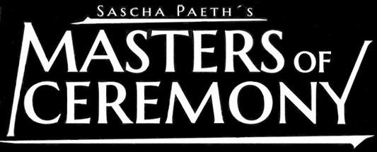 Sascha Paeth's Masters of Ceremony - Logo