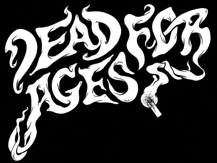 Dead for Ages - Logo