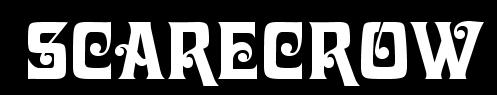 Scarecrow - Logo