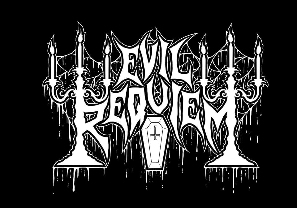 Evil Requiem - Logo