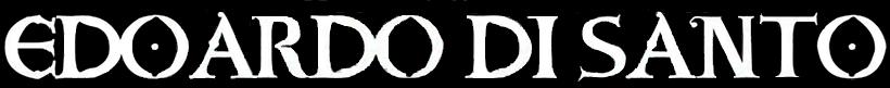 Edoardo Di Santo - Logo