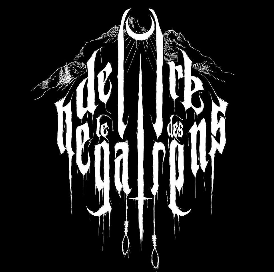 Le Délire des Négations - Logo