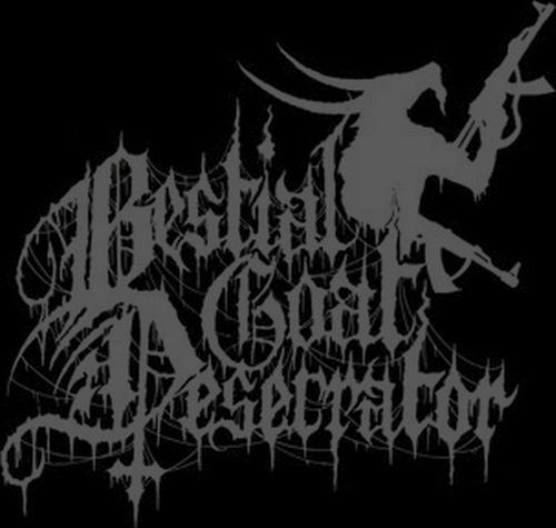 Bestial Goat Desecrator - Logo