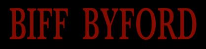 Biff Byford - Logo